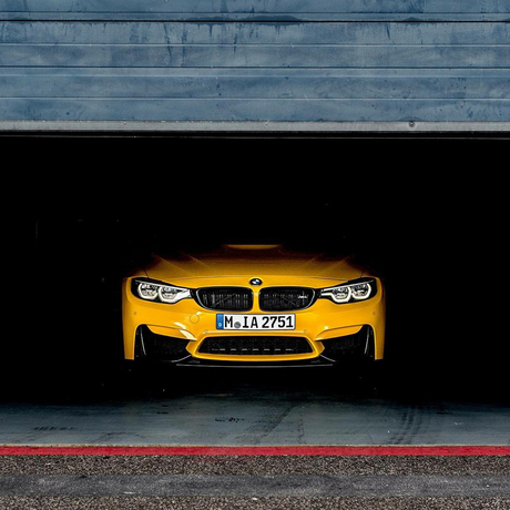 BMW M Experience Teaser