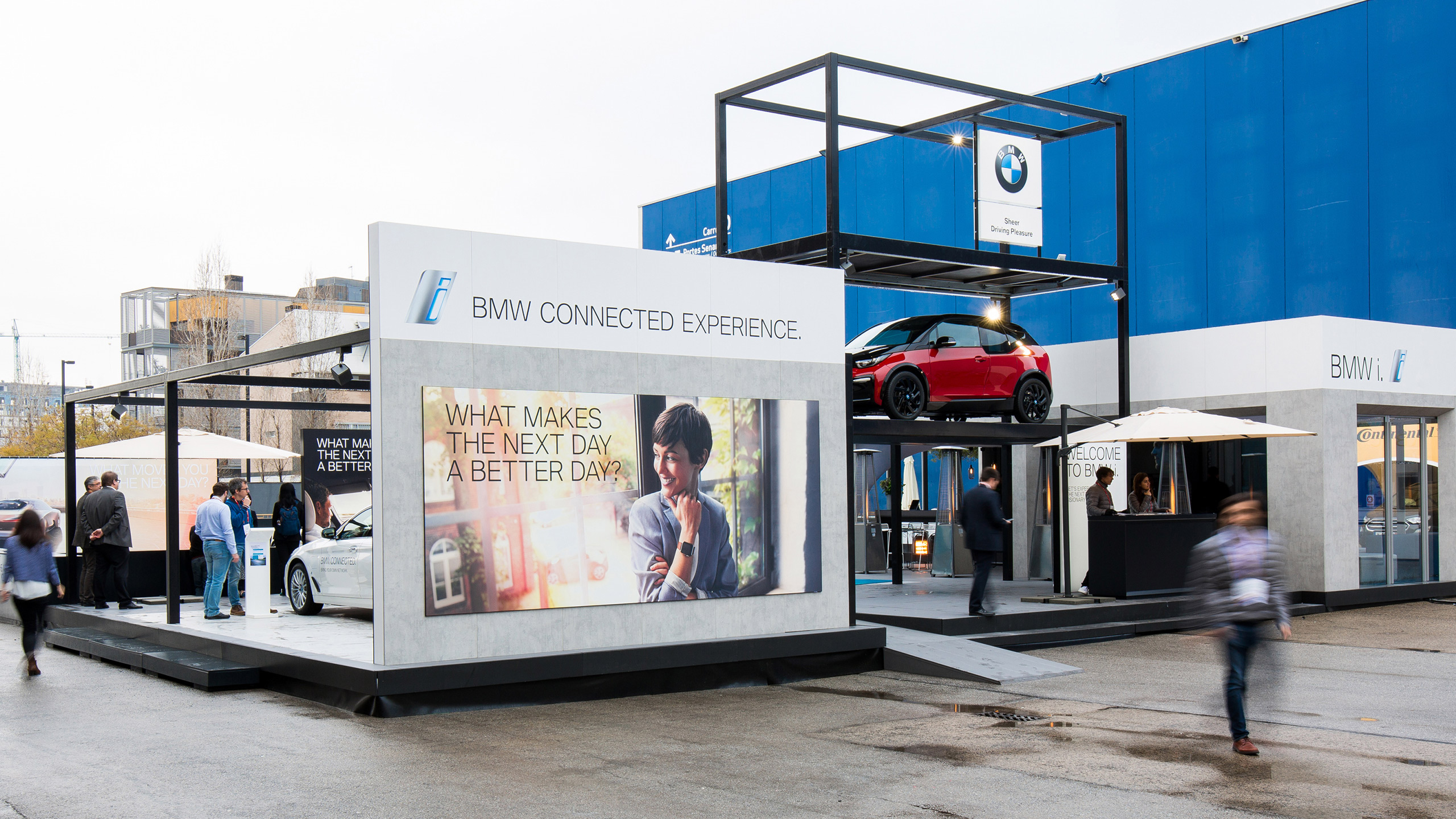 BMW Mobile Outdoor Event Kit 8